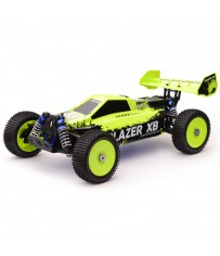 Blazer XB 1/8 Buggy Brushless RTR kit - Yellow