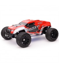 Blazer XT 1/8 Truggy Brushless RTR kit - RED