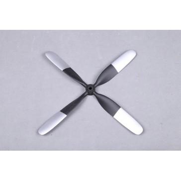 10.5x8 (4-blade) propeller for 1100mm P-51