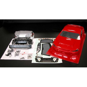 PAINTED BODY TMR MUSCLE CAR 190 MM