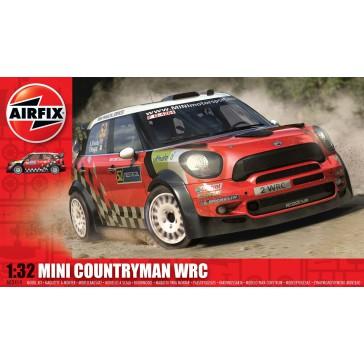 MINI COUNTRYMAN WRC S3  1:32 **