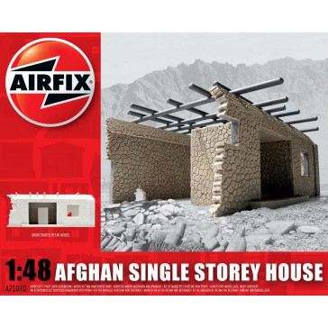 AFGHAN SINGLE STOREY HOUSE **