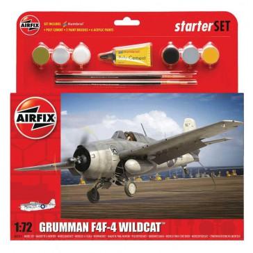 GIFT SET GRUMMAN WILDCAT F4F-4