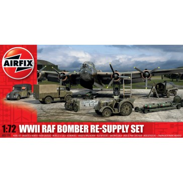 WWII BOMB.RE-SUPPLY SET 1:72