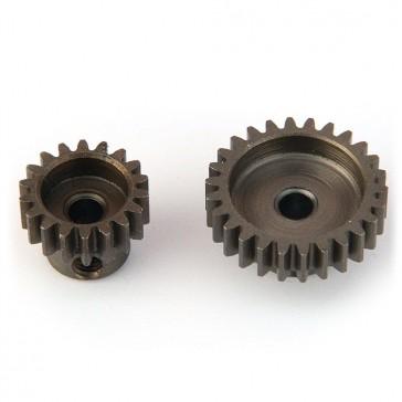 Micro Pinion Aluminimum for 1/18 Scale 48DP 24T