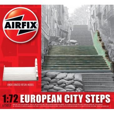 EUROPEAN CITY STEPS **
