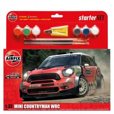 DISC.. GIFT SET MINI CNTRYM.WRC 1:32