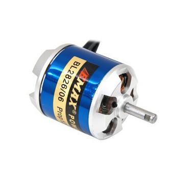 Brushless outrunner motor - BL2826 (850kv, 1025w, 183g)