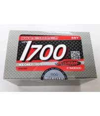 VTEC LiFePo 1700 RX-Pack 2/3A Straight - RX-only - 6.6V