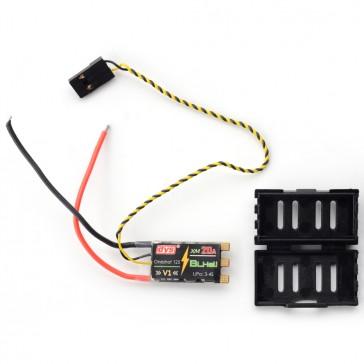 DISC.. DYS Opto Multirotor Oneshot125 ESC 20Amp 3-4S 24x14x4,5mm 5,4g