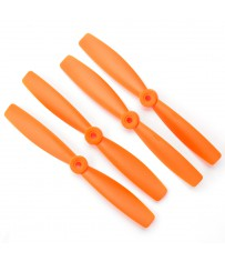 DISC.. DYS Bullnose Prop 6x4.5 CW/CCW (4pcs) - orange