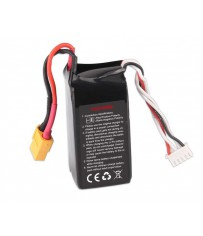 DISC.. F210 : Li-po battery (4S 14.8V 1300mAh 40C)