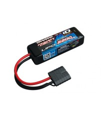 Power Cell LiPo 2200mAh 7.4V 2S 25C , all 1/16 models ID