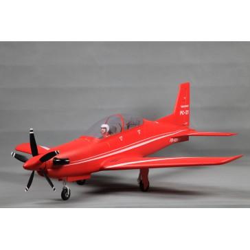Plane 1100mm PC-21 PNP kit w/ free reflex system