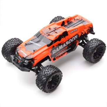 Monster truck 4x4 Ramasoon Brushed RTR Kit - Orange