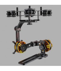 DISC.. Brushless Gimbal DYS 2 axis for Sony NEX  (no Ctr Board)