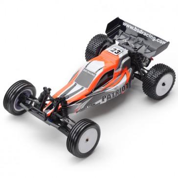 Patriot 2wd Brushed RTR Kit - Orange