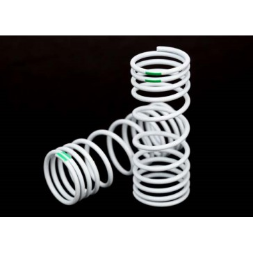 Springs, front (progressive, -10% rate, green) (2)
