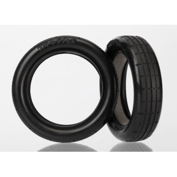 Tires, front/ foam inserts (2)