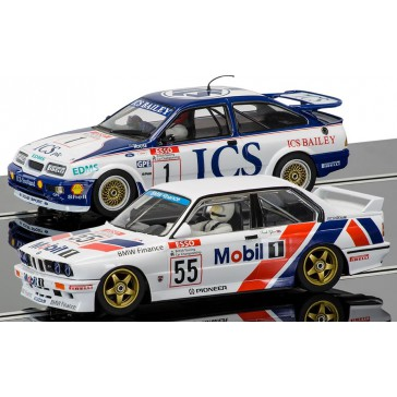 Touring Car Legends - Ford Sierra RS500 vs BMW E30