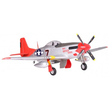 Plane 1700mm P51D (Red) PNP kit