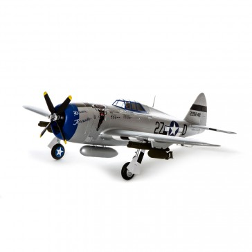 Avion P-47 1.2m kit BNF