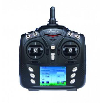 DISC.. Radio DEVO 6S TX with RX601 (Mode1)