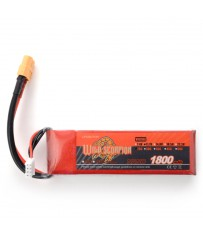 DISC.. 3S 11,1V 1800mAh lipo battery for FPV 220 Crossking sport race