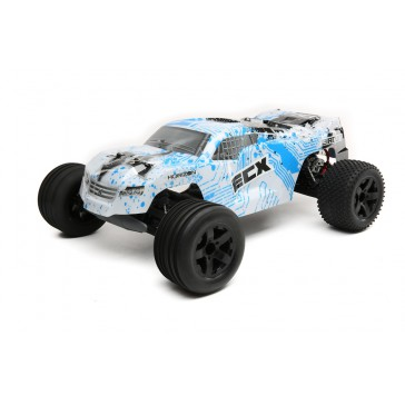 1/10 2wd Circuit Brushed,Lipo: White/Blue RTR INT