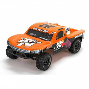 1/10 2WD K&N Torment SCT Brushed, LiPo: RTR INT