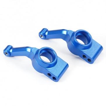 TRAXXAS SLASH/STAMPEDE VXL BLUE ALUM REAR KNUCKLE ARMS