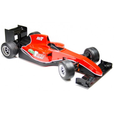 Schumacher Montech-F1 Electric Car 1//10 F15 Body MT015004