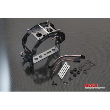 DISC.. MRT CRANE 2 Camera Gimbal SET for quadcopter (2 servos include