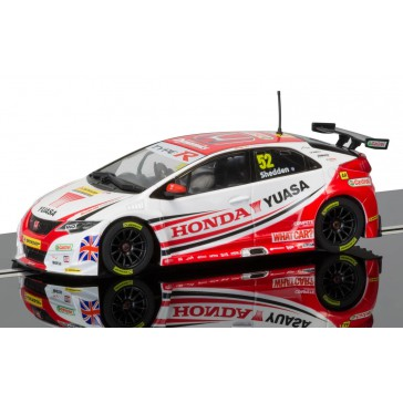 BTCC HONDA CIVIC TYPE R - GORDON SHEDDEN 2015