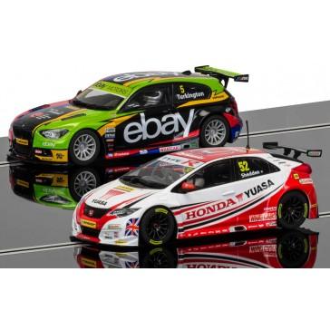 British Touring Car Champions 2014 & 2015