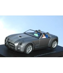 DISC…FORD SHELBY COBRA CONCEPT CAR 2004 (SILVER)