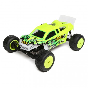 22T 3.0 MM Race Kit: 1/10 2WD Stadium Truck
