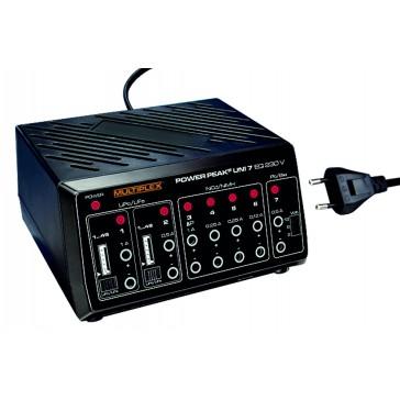Power Peak Uni 7 EQ, 230V