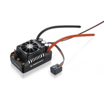 Ezrun ESC MAX5 V3 200A BEC 6A 3-8s WP for 1/5