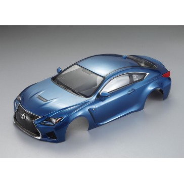 Lexus RC F 195mm, Metallic Blue finished, RTU all-in