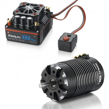 COMBO-XR8 Plus-4268-B 1900KV 1/8 Offroad Buggy
