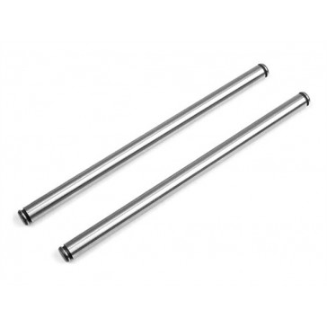 turnbuckle l//r 40 mm Hudy spring steel 2 XRA302610 Xray adj
