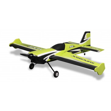 Plane 1100mm MXS 3D V2 (Green) Aerobatic PNP kit w/ free reflex syst.