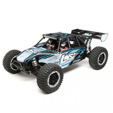 Desert Buggy XL-E 1/5th 4wd Electric RTR Gray