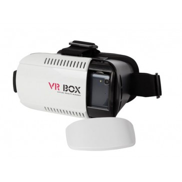 VIRTUAL REALITY 3D GLASSES FOR SMARTPHONE - MAX. BODY SIZE 163x83mm