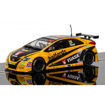 BTCC Honda Civic Type R, Matt Neal