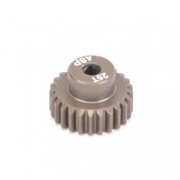 Pinion Gear 48DP 25T (7075 Hard)