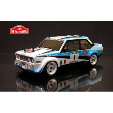 FIAT 131 RALLY WRC ARTR (PAINTED BODY)