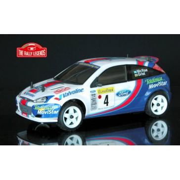 FOCUS WRC ARTR-MC RAE-GRIST 2001