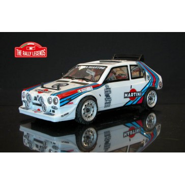 LANCIA DELTA S4 Martini 1986 1/10 RC car ARTR Kit